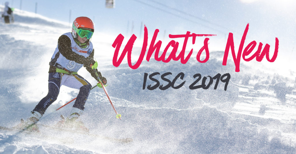 What's New ISSC 2019